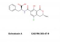 Ochratoxin A cas 303-47-9